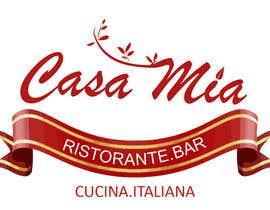 nº 8 pour Casa Mia Ristorante 2 par juancarlosvargas