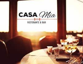 nº 38 pour Casa Mia Ristorante 2 par Naumovski
