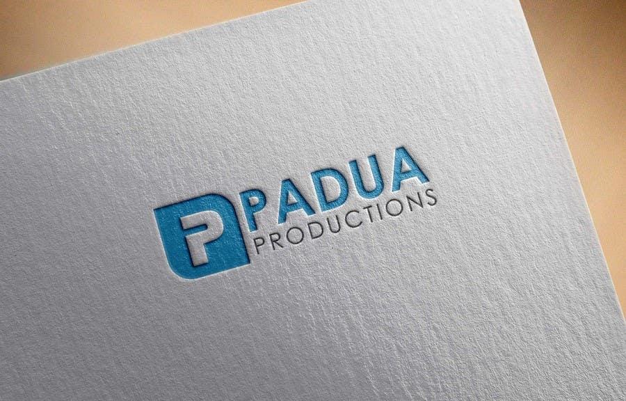 Konkurrenceindlæg #18 for Design a Logo for Padua Productions