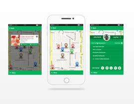 Nro 4 kilpailuun desing our app mockups käyttäjältä karanjapaul60