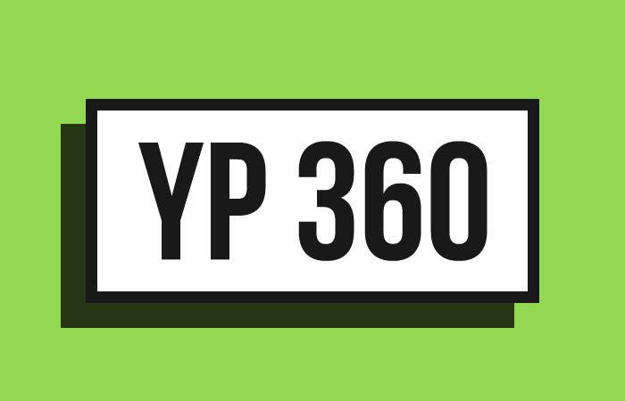 Proposition n°154 du concours Design a Logo for YP360