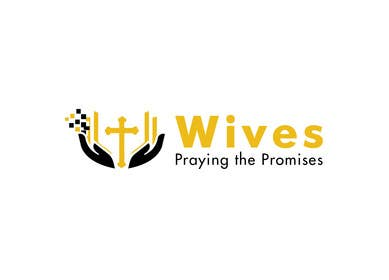 feroznadeem01 tarafından Design a Logo for Wives Praying The Promises için no 18