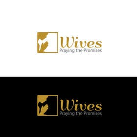 shanzaedesigns tarafından Design a Logo for Wives Praying The Promises için no 15