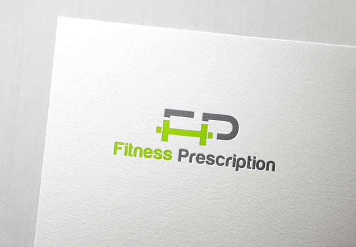 Konkurrenceindlæg #                                        24                                      for                                         Design a Logo for Fitness Prescription