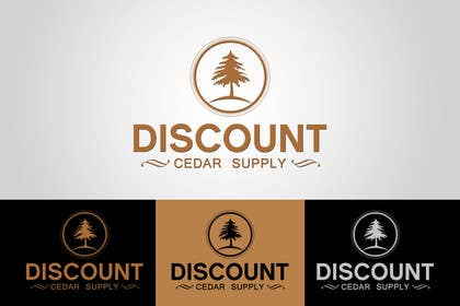 #267 untuk Design a Logo for my Cedar Building Supply business oleh kk58