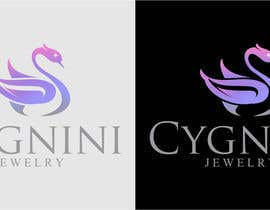 nº 26 pour Design a Logo for Cygnini Jewelry par BuDesign