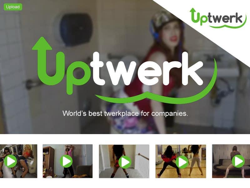Konkurrenceindlæg #297 for Design a Logo for Uptwerk.com