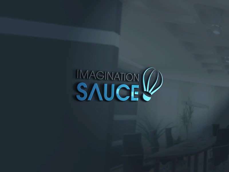 """Penyertaan Peraduan #100 untuk Design a Logo for """"Imagination Sauce"""""""