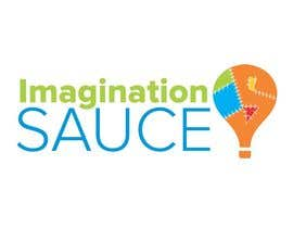 "#80 untuk Design a Logo for ""Imagination Sauce"" oleh screenprintart"