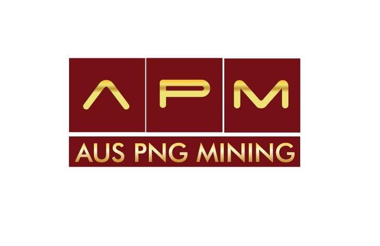Bài tham dự cuộc thi #                                        103                                      cho                                         Design a Logo for Modern Mining Company