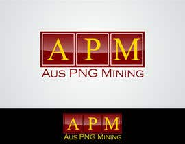 #53 for Design a Logo for Modern Mining Company af HammyHS