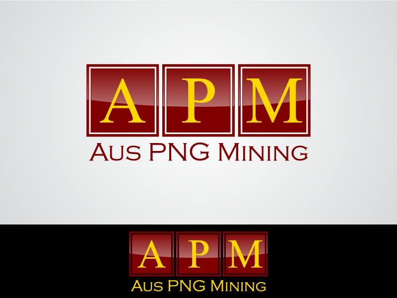 Bài tham dự cuộc thi #                                        71                                      cho                                         Design a Logo for Modern Mining Company