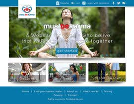 masgrapix tarafından I need to redesign the layout for one page. için no 21