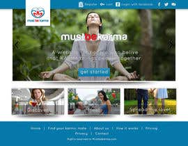 masgrapix tarafından I need to redesign the layout for one page. için no 23