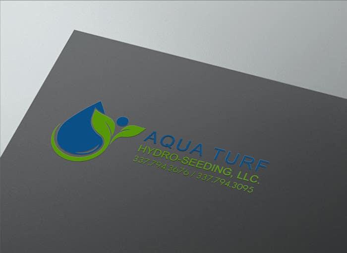 Konkurrenceindlæg #                                        2                                      for                                         Design a Logo for our Hydroseeding business