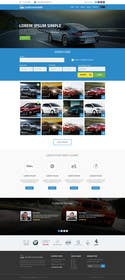 #6 untuk Create Homepage and search Result page for my Ride Sharing Booking Engine oleh ankisethiya
