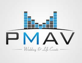 #22 for Design a Logo for company named P.M. Audio Visual by kreativecolorz
