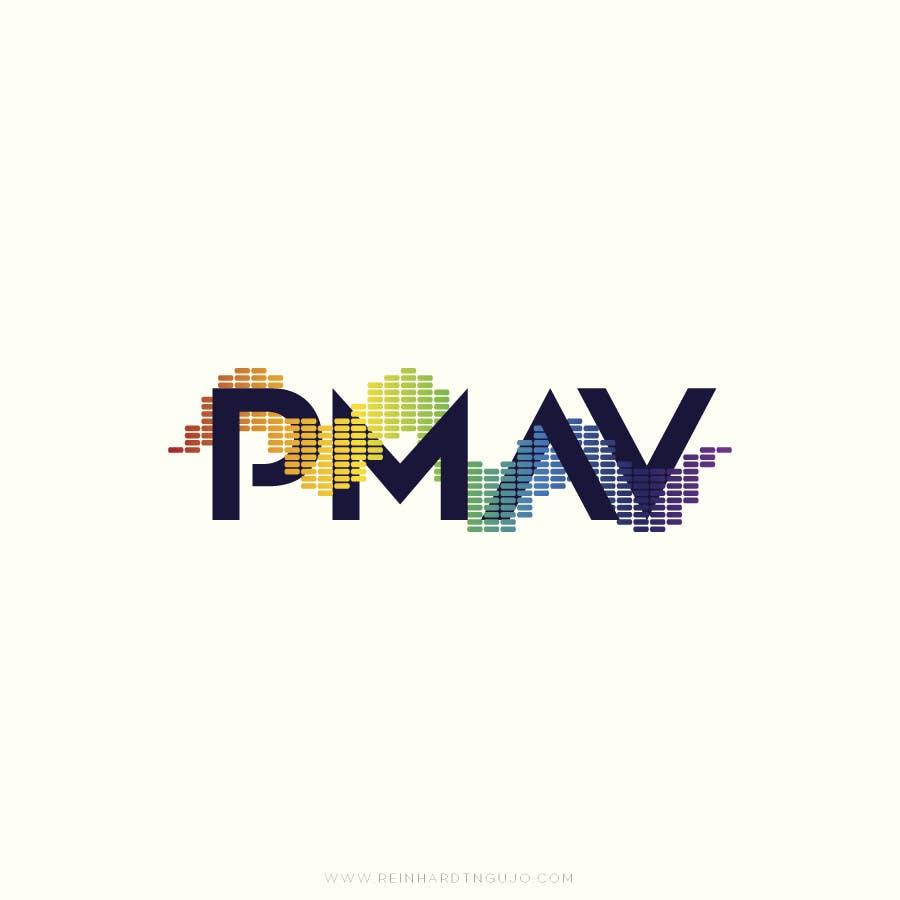 Konkurrenceindlæg #                                        31                                      for                                         Design a Logo for company named P.M. Audio Visual