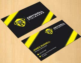 #74 for Design some Business Cards for Drywall Company af dinesh0805