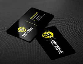 #46 untuk Design some Business Cards for Drywall Company oleh sixthsensebd