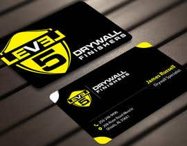 #66 for Design some Business Cards for Drywall Company af sixthsensebd