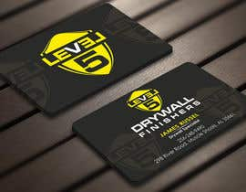 #83 for Design some Business Cards for Drywall Company af Derard