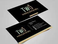 Graphic Design Konkurrenceindlæg #31 for Design some Business Cards for wedding photographers