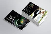 Graphic Design Konkurrenceindlæg #41 for Design some Business Cards for wedding photographers