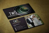 Graphic Design Konkurrenceindlæg #42 for Design some Business Cards for wedding photographers