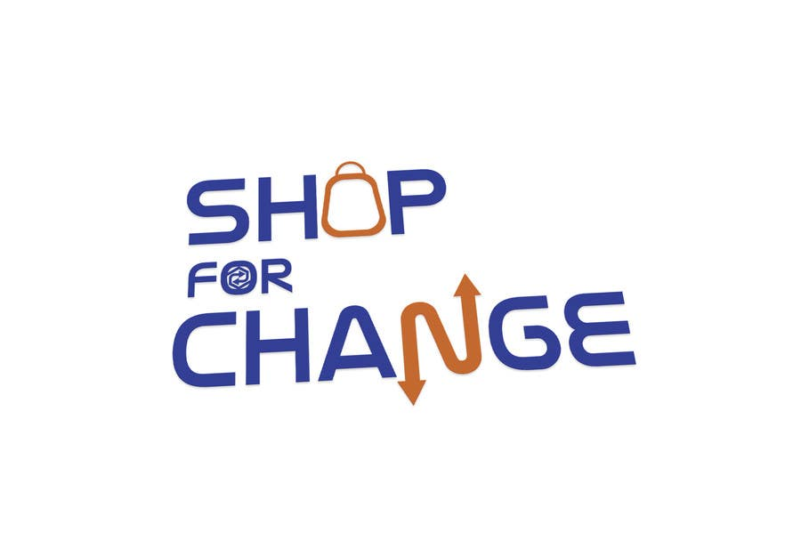 """Contest Entry #14 for Design a Logo for """"Shop for Change"""""""