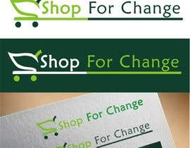 "#25 para Design a Logo for ""Shop for Change"" por drimaulo"