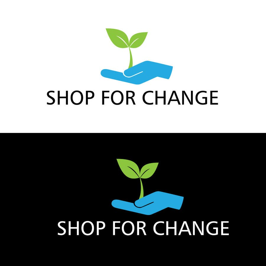 """Contest Entry #13 for Design a Logo for """"Shop for Change"""""""