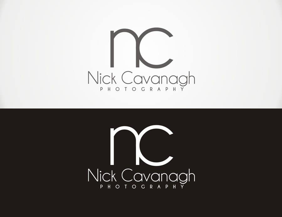 Contest Entry #                                        7                                      for                                         Design a Logo for Nick Cavanagh . A working photographer in Ireland.