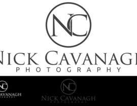 cbarberiu tarafından Design a Logo for Nick Cavanagh . A working photographer in Ireland. için no 74