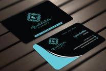 Graphic Design Konkurrenceindlæg #20 for Create business card for Scentual Couture Candle