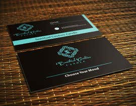 #27 cho Create business card for Scentual Couture Candle bởi ghani1