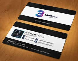 #28 untuk One Awesome Business Card Please! oleh akhi1sl