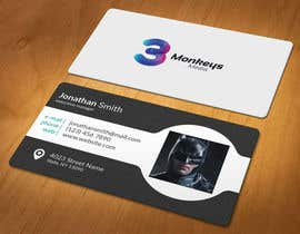 #33 untuk One Awesome Business Card Please! oleh akhi1sl