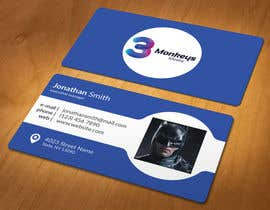 #35 untuk One Awesome Business Card Please! oleh akhi1sl