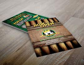 #9 para Design a Flyer for my sports bar por abudabi3