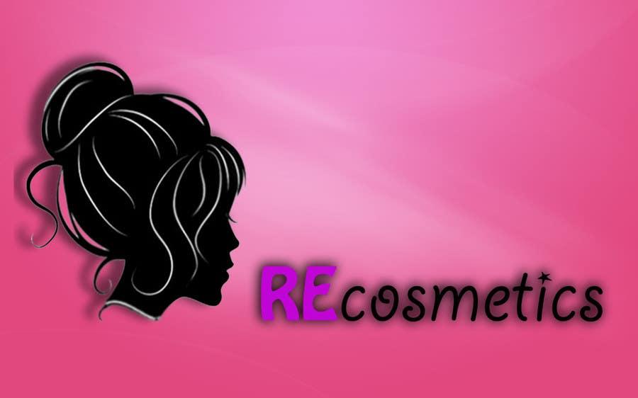 Konkurrenceindlæg #                                        23                                      for                                         Design a Logo for cosmetics shop