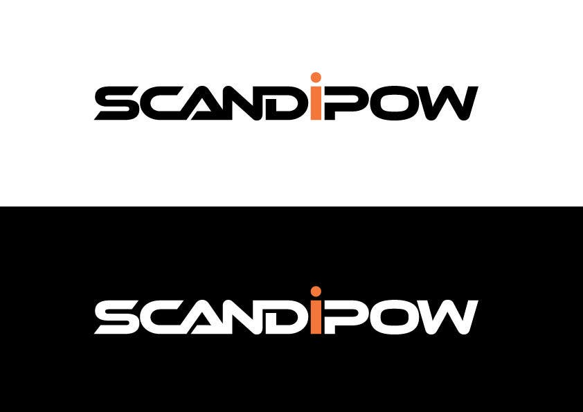 Contest Entry #                                        69                                      for                                         Simple and neat logo needed for ScandiPow (Title only so no extra graphics needed)