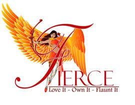#18 for FIERCE JEWELLERY LOGO - FUN & EXCITING! - INVITING ALL DESIGNERS, CARTOONISTS & ANIMATORS - Logo Requires POLISHING, PROFESSIONAL & HIGH QUALITY - Winged Angel with Bow & Arrow by qshahnawaz
