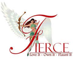 #19 for FIERCE JEWELLERY LOGO - FUN & EXCITING! - INVITING ALL DESIGNERS, CARTOONISTS & ANIMATORS - Logo Requires POLISHING, PROFESSIONAL & HIGH QUALITY - Winged Angel with Bow & Arrow by qshahnawaz