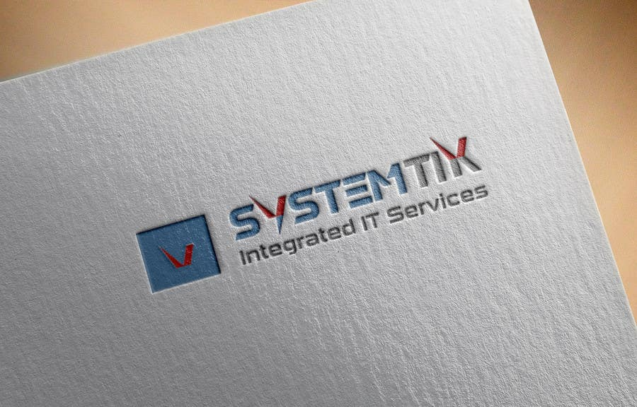 Contest Entry #                                        53                                      for                                         logo for company name : SystemTIK