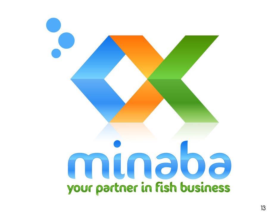 Penyertaan Peraduan #100 untuk minaba logo
