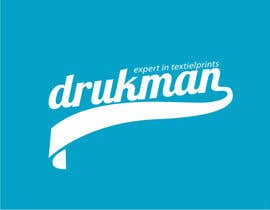 #16 for Ontwerp een Logo for a new company in screenprinting DRUKMAN af jaywdesign