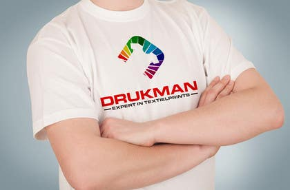 #48 for Ontwerp een Logo for a new company in screenprinting DRUKMAN af affineer