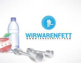 #47 para Logodesign für Fitnessmarke por MridhaRupok