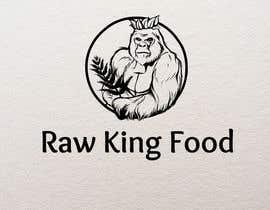#54 for RawKing Foods Gorilla Design af rafaEL1s